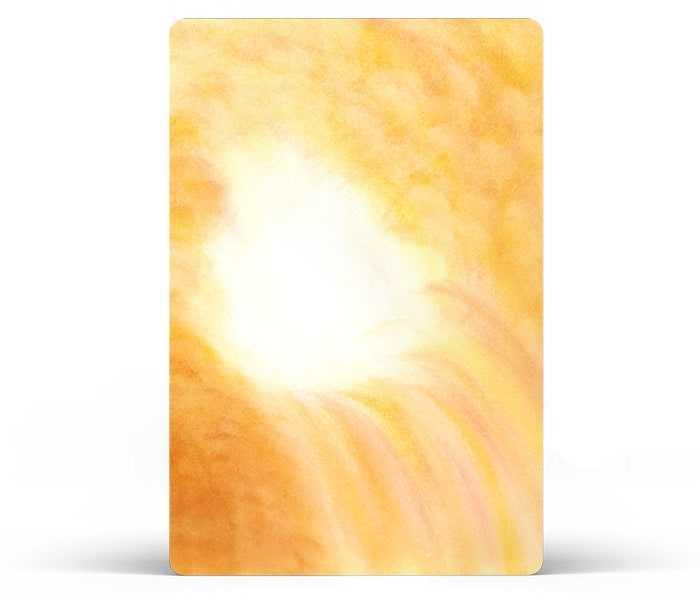 Orange-energifald